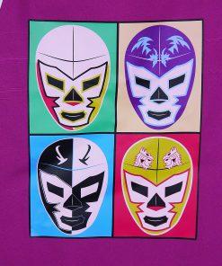 Küchenschürze Wrestling-Lucha libre Mexiko