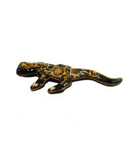 Leguan aus Keramik