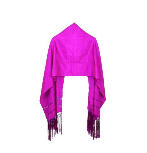 Bunter Mexikanischer Schal