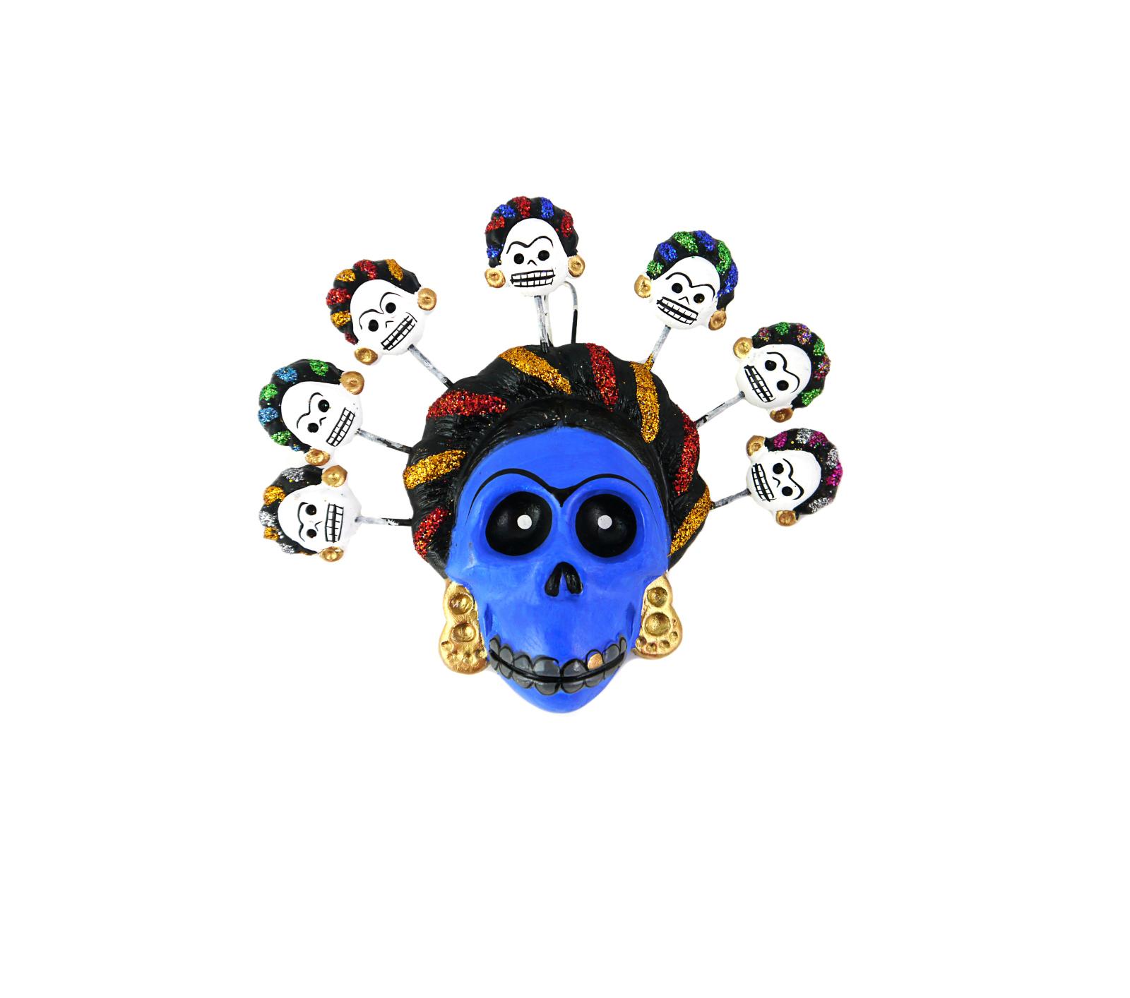 Bemerkenswert Mexikanischer Totenkopf Dekoration Von Mexikanische
