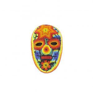 Huichol Figur Maske