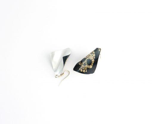 Ohrringe Totenkopf