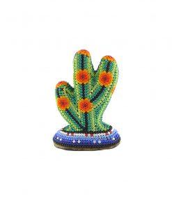 Huichol Figur Kaktus