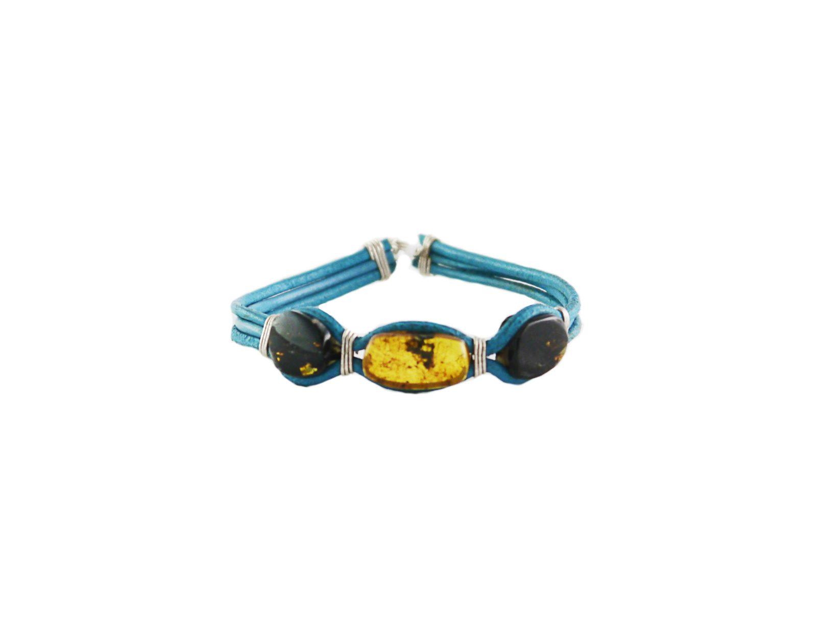 Armband - Bernstein - Mexiko