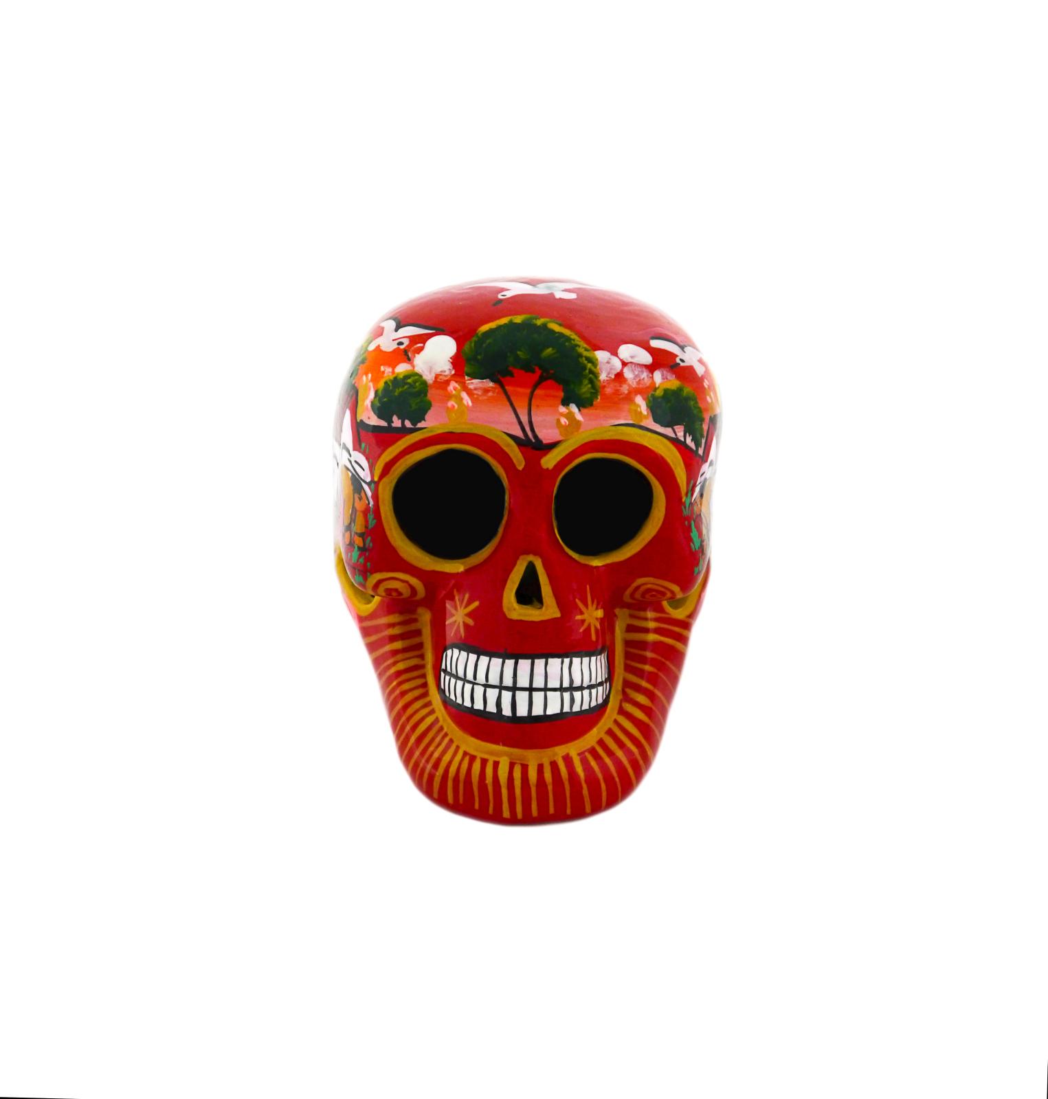 Brilliant Mexikanischer Totenkopf Beste Wahl Startseite