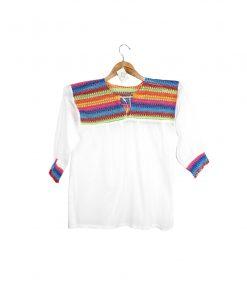 Mexikanische Bluse - Ethno Mode - Faire Mode