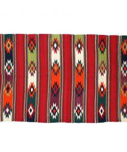 Mexikanischer teppich-wolle-handgemacht-