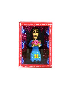 Frida Kahlo- Tag der Toten- Mexiko - Deko