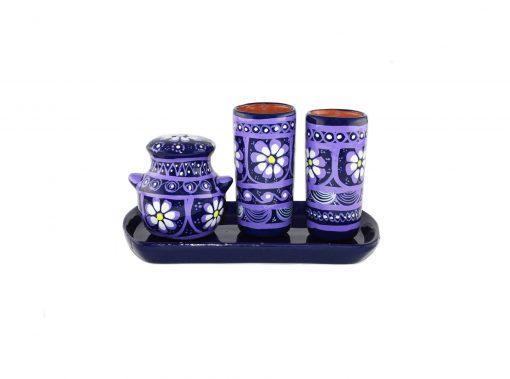 Keramik-Set Tequila Mexiko