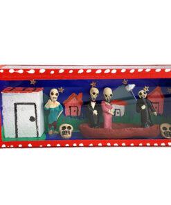 Tag der Toten- Mexiko Deko