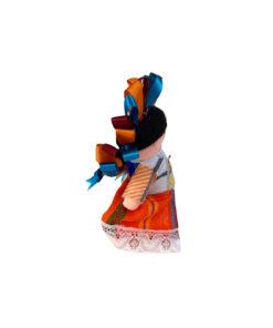 Mexikanische Spiele - Puppe