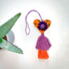 Herz aus Wolle - Mexiko - Accesoires - Deko