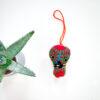 Totenkopf aus Wolle - Mexiko - Accesoires - Deko
