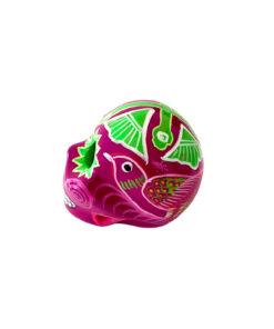 Mexikanische totenkopf aus Keramik