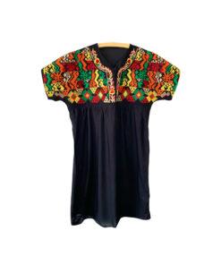 "Mexikanisches Kleid ""Lila"""