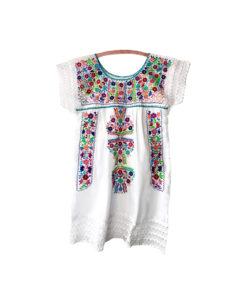 Mexikanisches Kleid Tehuacán