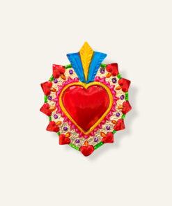 Mexiko Herzspiegel