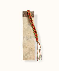 Handgemachtes Lesezeiche aus Amate Papier